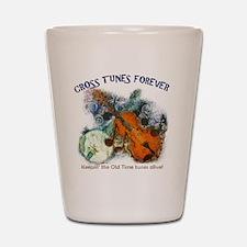 Cross Tunes Forever 2 Shot Glass