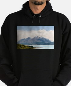 Stunning landscape with mountain behind Sweatshirt