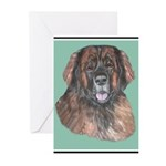 The Leonburger Greeting Cards (Pk of 10)
