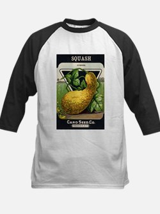SQUASH - Summer crnc Baseball Jersey