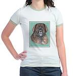 The Leonburger Jr. Ringer T-Shirt