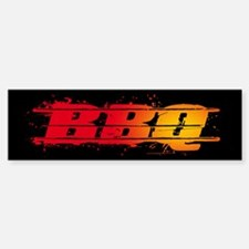 BBQ Bumper Bumper Sticker