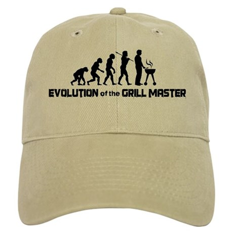 Evolution of the Grill Master Cap