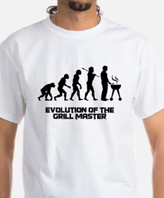 Evolution of the Grill Master Shirt