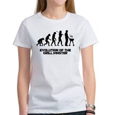 Evolution of the Grill Master Tee