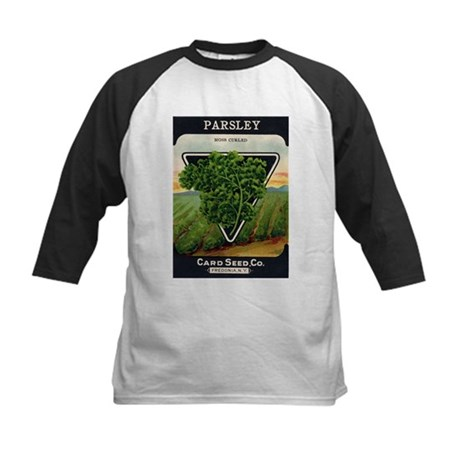 PARSLEY - Moss Curled crnc Baseball Jersey