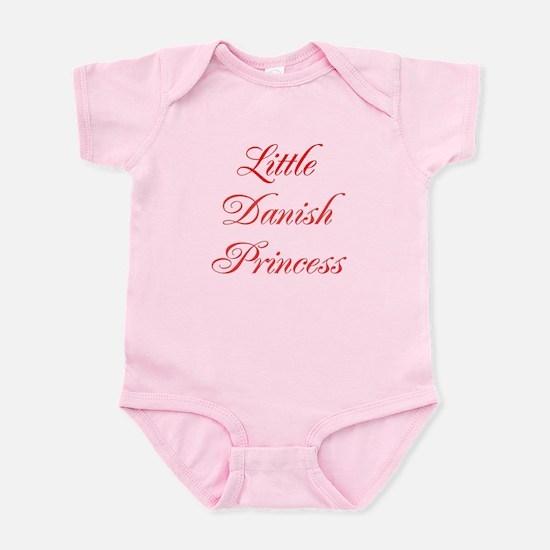 Little Danish Princess Body Suit