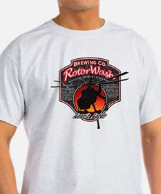 RotorWash Brewing Co. - Lean'n Lager T-Shirt