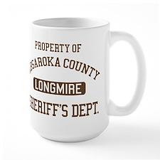 Property Of Absaroka County Mugs
