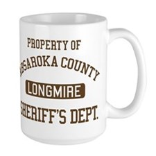 Property Of Absaroka County Mugs