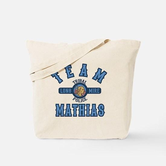 Longmire Team Mathias Tote Bag