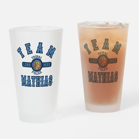 Longmire Team Mathias Drinking Glass
