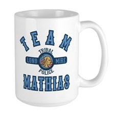 Longmire Team Mathias Mugs