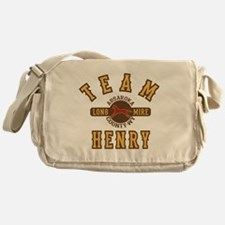 Longmire Team Henry Messenger Bag