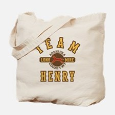 Longmire Team Henry Tote Bag