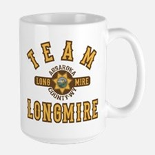 Team Longmire Mugs