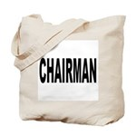 Chairman Tote Bag