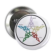 """5-elements 2.25"""" Button"""