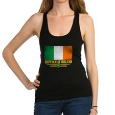 Republic of Ireland (Flag 10).png Racerback Tank T