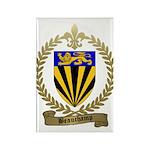 BEAUCHAMP Family Crest Rectangle Magnet (100 pack)