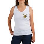 BEAUCHAMP Family Crest Women's Tank Top
