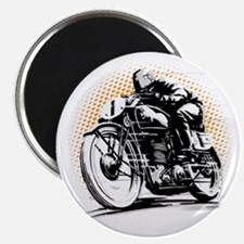 Classic Cafe Racer Magnets