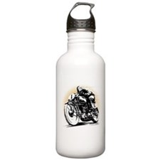 Classic Cafe Racer Water Bottle