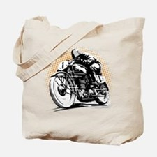 Classic Cafe Racer Tote Bag