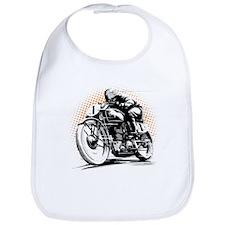 Classic Cafe Racer Bib