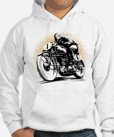 Classic Cafe Racer Hoodie