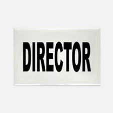 Director Rectangle Magnet