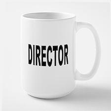 Director Large Mug