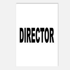 Director Postcards (Package of 8)