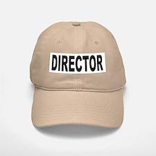 Director Baseball Baseball Cap