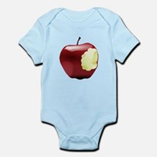 Think Different Apple bitten Body Suit