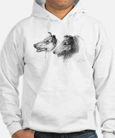 Rough & Smooth Collies Hoodie