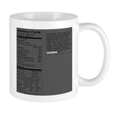 Nutritional Infromation Mug