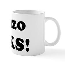 Alonzo Rocks! Mug