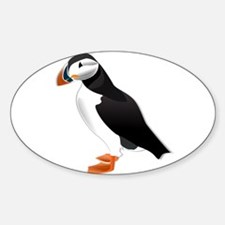 Atlantic Puffin Look forward to love Decal