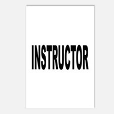 Instructor Postcards (Package of 8)