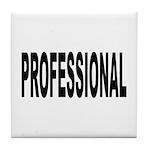 Professional Tile Coaster