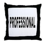 Professional Throw Pillow