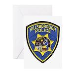 Hillsborough Police Greeting Cards (Pk of 10)