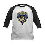 Hillsborough Police Kids Baseball Jersey
