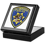 Hillsborough Police Keepsake Box