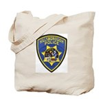 Hillsborough Police Tote Bag