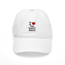 I LOVE THE DALY MALE! Baseball Cap