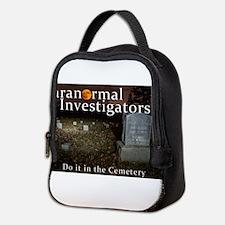 Paranormal Investigators Do it in a Cemetery Neopr