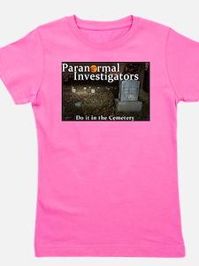 Paranormal Investigators Do it in a Cemetery Girl'