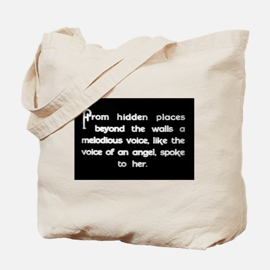 """""""Voice of an Angel"""" Tote Bag"""